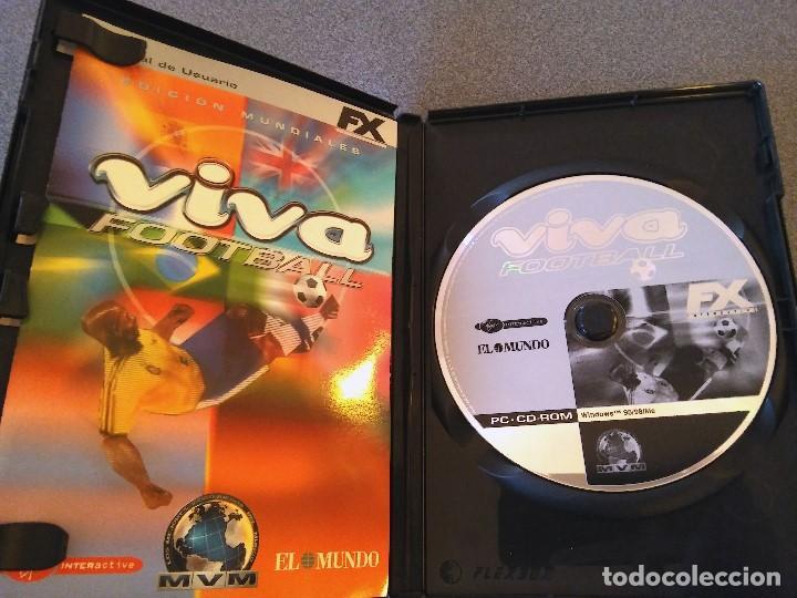 Videojuegos y Consolas: Lote juegos Pc Supreme Snowboarding Viva Football NBA Live 08 - Foto 4 - 147769122