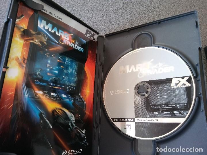 Videojuegos y Consolas: Lote juegos Pc Laser Squad Némesis Mar Invaders Turok - Foto 4 - 148057574