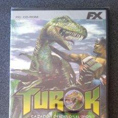 Videojuegos y Consolas: JUEGO PC TUROK. Lote 148058734