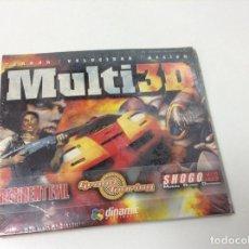 Videojuegos y Consolas - MULTI 3D RESIDENT EVIL + GRAND TOURING + SHOGO - 148088742