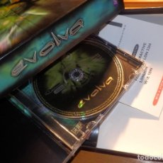 Videojuegos y Consolas: JUEGO PARA PC EN CD-ROM - EVOLVA - COMPLETO CON INSTRUCCIONES Y CAJA DE CARTÓN - BOX. Lote 148305498