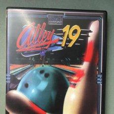 Videojuegos y Consolas: JUEGO PARA PC. ALLEY 19. Lote 148325654