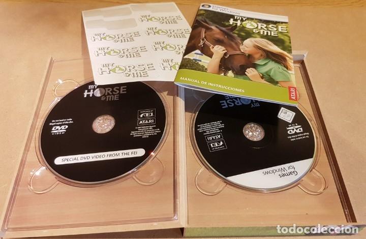 Videojuegos y Consolas: MY HORSE & ME / EDICIÓN LIMITADA / 2 DVD / MUY BUENA CALIDAD. - Foto 2 - 148326490