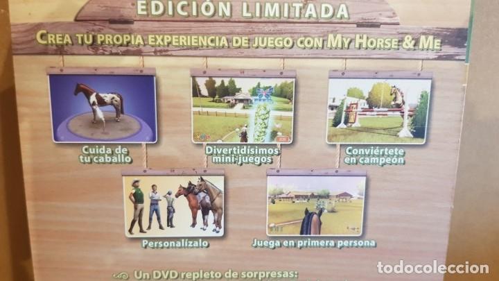 Videojuegos y Consolas: MY HORSE & ME / EDICIÓN LIMITADA / 2 DVD / MUY BUENA CALIDAD. - Foto 3 - 148326490