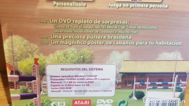 Videojuegos y Consolas: MY HORSE & ME / EDICIÓN LIMITADA / 2 DVD / MUY BUENA CALIDAD. - Foto 5 - 148326490