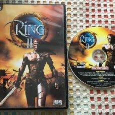 Videojuegos y Consolas: RING II 2 PC CD ROM KREATEN. Lote 148362146