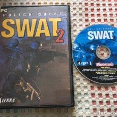 Videojuegos y Consolas: POLICE QUEST SWAT 2 SIERRA PC CD ROM KREATEN. Lote 148362386