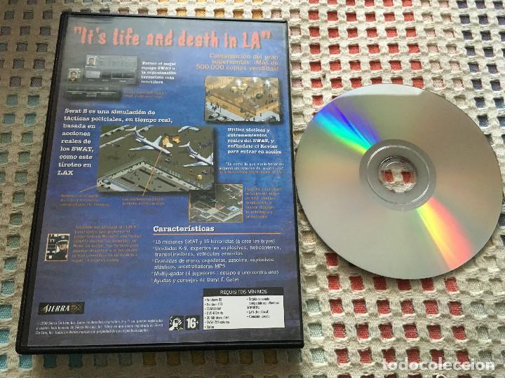 Videojuegos y Consolas: POLICE QUEST SWAT 2 SIERRA pc cd rom kreaten - Foto 2 - 148362386
