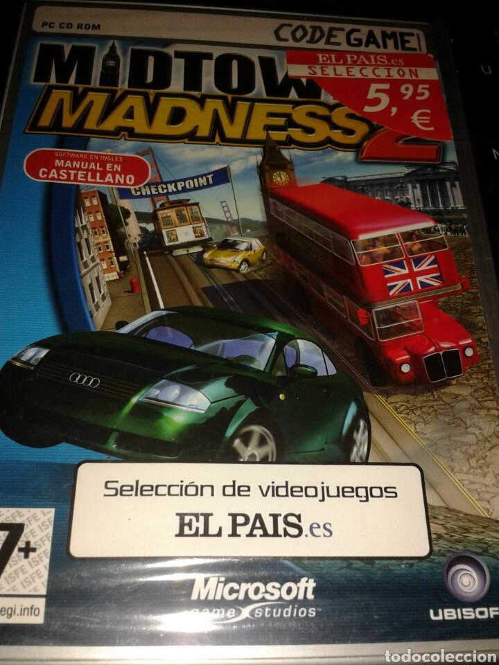 MIDTOWN MADNESS 2 NUEVO (Juguetes - Videojuegos y Consolas - PC)