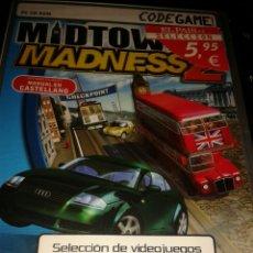 Videojuegos y Consolas: MIDTOWN MADNESS 2 NUEVO. Lote 148480196