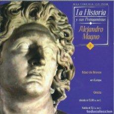 Videojuegos y Consolas: LA HISTORIA Y SUS PROTAGONISTAS: ALEJANDRO MAGNO. Lote 148493938