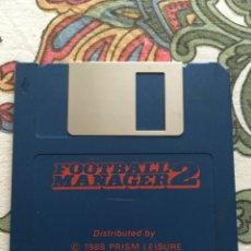 Videojuegos y Consolas: JUEGO PC FOOTBALL MANAGER 2. DISCO 3 1/2. 1988. Lote 148549588