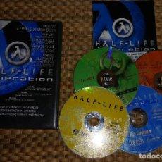 Videojuegos y Consolas: JUEGO PC - HALF-LIFE: GENERATION - EDICION ESPAÑOLA - COMPLETO. Lote 148563890