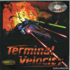 Videojuegos y Consolas: TERMINAL VELOCITY. Lote 148583686