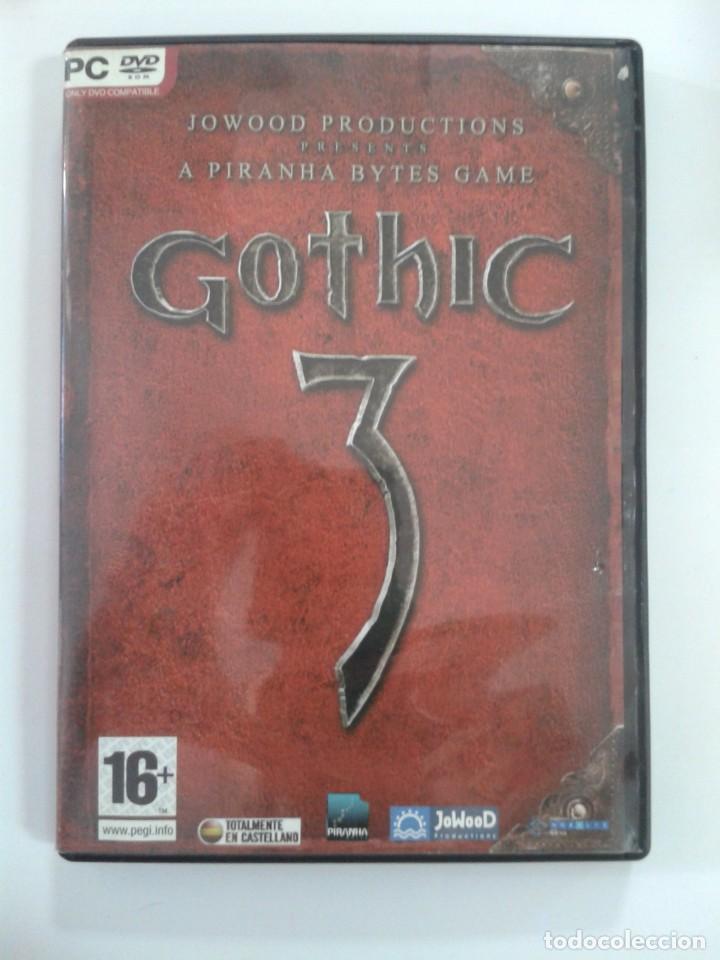 GOTHIC 3. - JUEGO DE PC (Juguetes - Videojuegos y Consolas - PC)