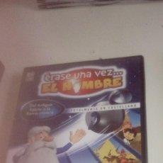 Videogiochi e Consoli: G-COAC19 PC CDROM ÉRASE UNA VEZ... EL HOMBRE PC DEL ANTIGUO EGIPTO A LA ROMA CLÁSICA. Lote 148672906