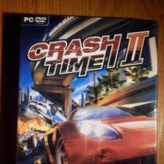 Jeux Vidéo et Consoles: JUEGO PARA PC-DVD - CRASH TIME II - CITY INTERACTIVE - NUEVO - CON PRECINTO - . Lote 148696118