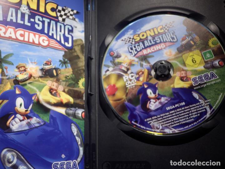 Juego para PC DVD-ROM - Sonic & Sega all Stars - Racing -