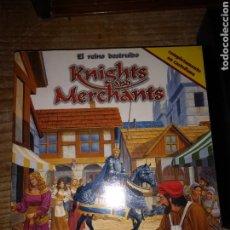 Videojuegos y Consolas: KNIGHTS AND MERCHANTS EL REINO DESTRUIDO PC. Lote 148685729