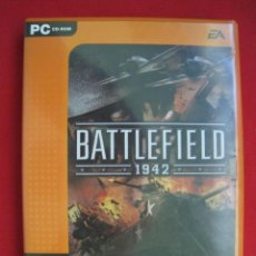 Videojuegos y Consolas: BATTLEFIELD 1942 - PC CD-ROM.. Lote 148843162