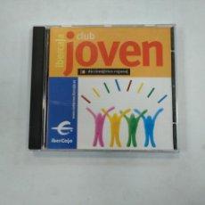 Videojuegos y Consolas: DICCIONARIOS ESPASA - IBERCAJA CLUB JOVEN AÑO 2001. CD TDKV25. Lote 148911430