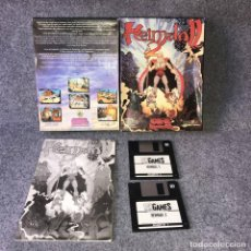 Videojuegos y Consolas: HEIMDALL 2 PC. Lote 149341308