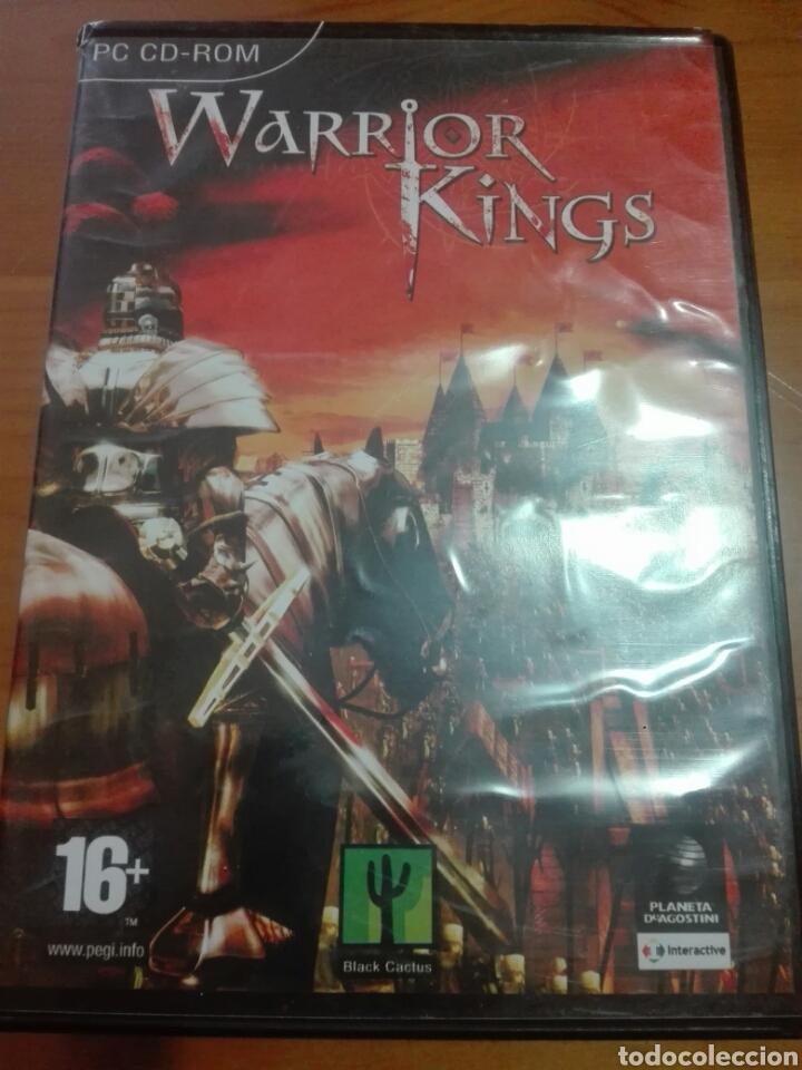 JUEGO PC WARRIOR KINGS (Juguetes - Videojuegos y Consolas - PC)