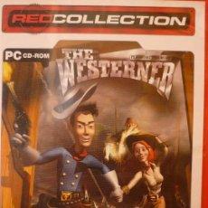 Videojuegos y Consolas: PC CD RON COLECCION THE WESTERNER. Lote 150007402