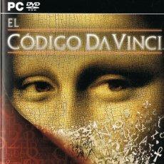 Videojuegos y Consolas: EL CÓDIGO DA VINCI (PC). Lote 207560245