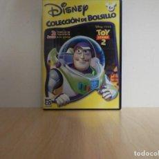 Videojuegos y Consolas: JUEGO DISNEY, TOY STORY 2, DUELO EN LA JUGUETERIA, PC- CD ROM, AÑO 2000, WINDOWS 95/ 98 Y MACINTOSH . Lote 150283498