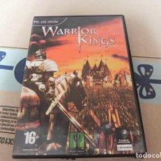 Videojuegos y Consolas: WARRIOR KINGS / ESTRATEGIA / CLÁSICO / PC . Lote 150413322