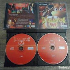 Videojuegos y Consolas: PC RAYMAN M PAL ESP COMPLETO. Lote 150605030