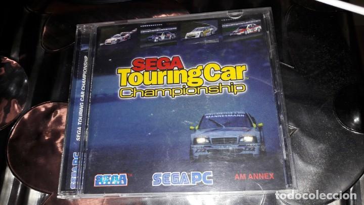 JUEGO SEGA TOURING CAR CHAMPIONSHIP PARA PC (Juguetes - Videojuegos y Consolas - PC)