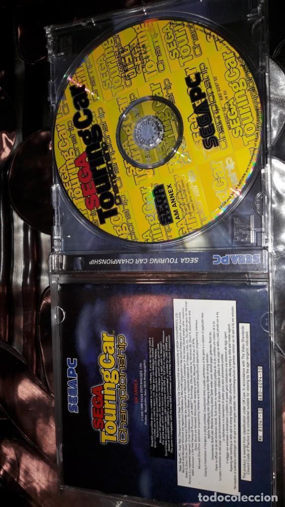 Videojuegos y Consolas: JUEGO SEGA TOURING CAR CHAMPIONSHIP PARA PC - Foto 3 - 150629790