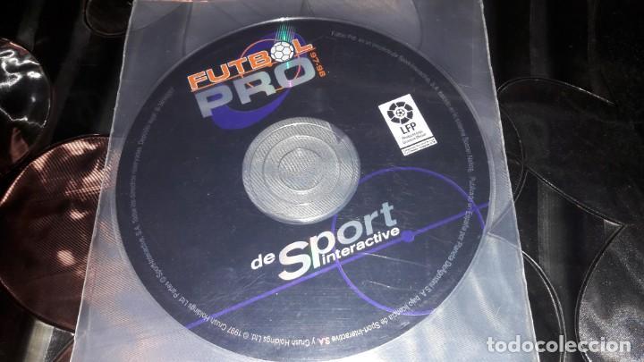 JUEGO PC FUTBOL PRO 97-98 DE SPORT INTERACTIVE (Juguetes - Videojuegos y Consolas - PC)