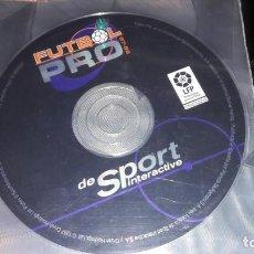 Videojuegos y Consolas: JUEGO PC FUTBOL PRO 97-98 DE SPORT INTERACTIVE. Lote 150633558