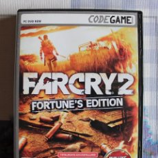 Videojuegos y Consolas: VIDEOJUEGO PC - FARCRY 2: FORTUNE´S EDITION. Lote 150729554