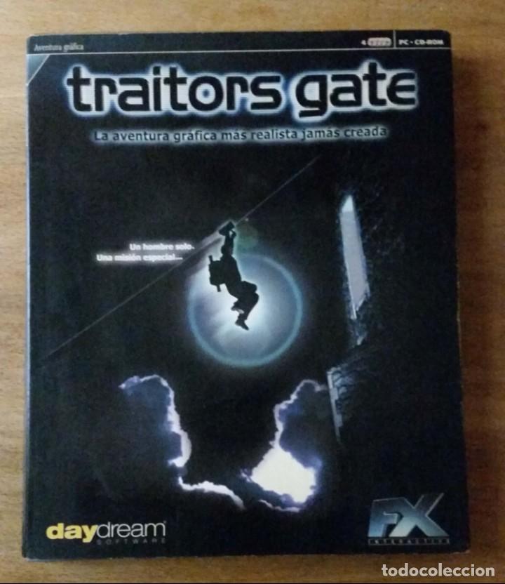 TRAITORS GATE JUEGO PC GAME (Juguetes - Videojuegos y Consolas - PC)