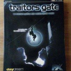 Videojuegos y Consolas: TRAITORS GATE JUEGO PC GAME. Lote 150927862