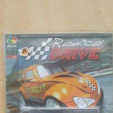 Videojuegos y Consolas: RADICAL DRIVE PC NUEVO EN BLISTER. Lote 150974213