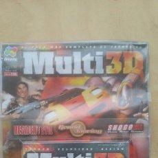 Videojuegos y Consolas: MULTI 3D PC NUEVO EN BLISTER. Lote 150974778