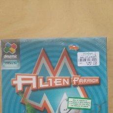 Videojuegos y Consolas: ALIEN PARANOIA BIG BOX NUEVO PLASTIFICADO. Lote 150978646