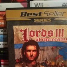 Videojuegos y Consolas: LORDS 3 OF THE REALM PC. Lote 151004766