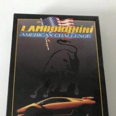 Videojuegos y Consolas: JUEGO PC LAMBORGHINI AMERICAN CHALLENGE. Lote 151044060