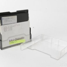 Videojuegos y Consolas: ANTIGUOS DISCOS DE 5 1/4 CON 10 PROGRAMAS_6. Lote 151062562