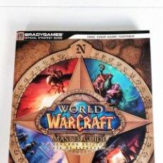 Videojuegos y Consolas: WORLD OF WARCRAFT: MASTER GUIDE. Lote 151187682