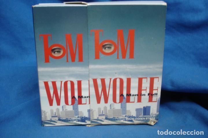 TOM WOLFE - A MAN IN FULL - 6 CASETES DE AUDIO - 1998 (Juguetes - Videojuegos y Consolas - PC)