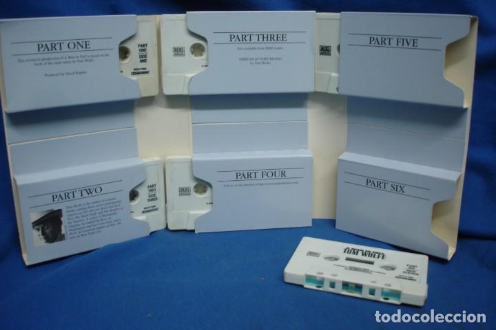 Videojuegos y Consolas: TOM WOLFE - A MAN IN FULL - 6 CASETES DE AUDIO - 1998 - Foto 4 - 151323306