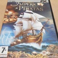 Videojuegos y Consolas: PORT ROYALE 2 - IMPERIO Y PIRATAS / PC DVD-ROM / FX INTERACTIVE / BUENA CALIDAD.. Lote 151472310