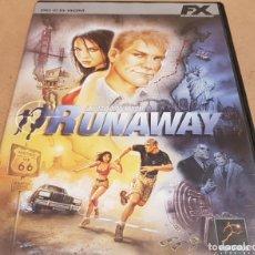 Videojuegos y Consolas: RUNAWAY / A ROAD ADVENTURE / PC CD-ROM / FX INTERACTIVE / BUENA CALIDAD.. Lote 151472854